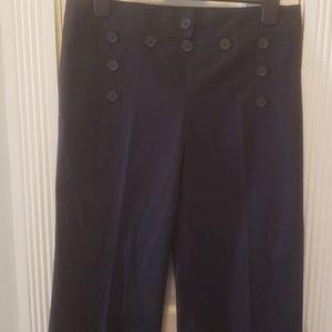 Navy blue Tory Burch pants